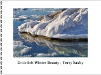 Goderich Winter Beauty Flip Book $30